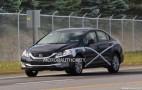 2013 Honda Civic Spy Shots