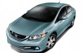 2013 Honda Civic Hybrid Photos