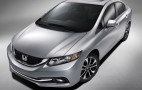2013 Honda Civic: First Photos, New Accord-Influenced Look