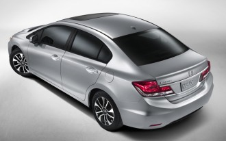 2013 Honda Civic: More Value, Less Noise, And Much More Appeal