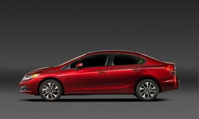 2013 Honda Civic Photos