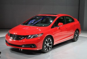 2013 Honda Civic Live Photos: 2012 Los Angeles Auto Show
