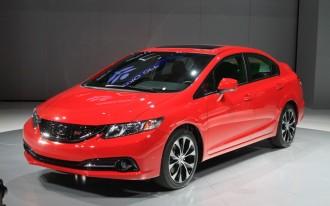 2013 Honda Civic Live Photos: 2012 Los Angeles Auto Show