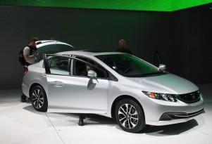 2013 Honda Civic Video Preview