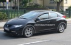 2013 Honda Civic Type R Spy Shots (European Spec)