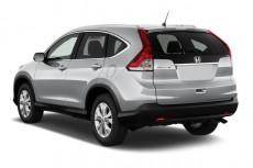 2013 Honda CR-V 2WD 5dr EX-L w/Navi Angular Rear Exterior View