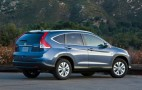 2013 Honda CR-V, Hyundai And Kia EPA Ratings, October Car Sales: Car News Headlines