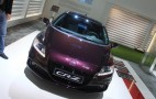 2013 Honda CR-Z: Paris Auto Show Live Photos