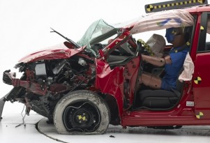 Minicars Cars Are Mega-Hot, But Only One Passes Tougher IIHS Crash Test