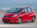 2013 Honda Fit 5-Door HB Manual