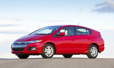 2013 Honda Insight Photos
