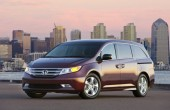 2013 Honda Odyssey Photos
