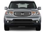 2013 Honda Pilot 2WD 4-door EX-L Front Exterior View