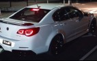 HSV Shuns The Fun Police In New Ad For 580-Horsepower GTS Sedan: Video