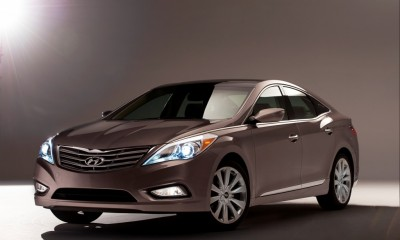2013 Hyundai Azera Photos