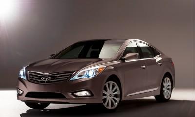 2013 Hyundai Azera Photos