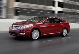 2012-2013 Hyundai Azera Recalled For Airbag Sensor Glitch