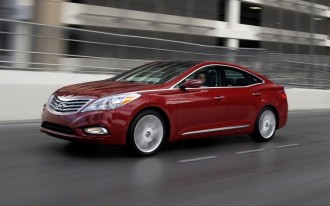 2012-2013 Hyundai Azera Recalled For Airbag Sensor Glitch