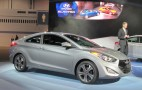 2013 Hyundai Elantra Coupe Live Photos: 2012 Chicago Auto Show