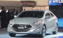 2013 Hyundai Elantra Coupe, Chicago Auto Show, Jan 2012