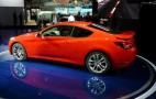 2013 Hyundai Genesis Coupe: 2012 Detroit Auto Show Video