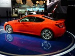 2013 Hyundai Genesis Coupe  -  2012 Detroit Auto Show