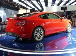 2013 Hyundai Genesis Coupe  -  2012 Detroit Auto Show