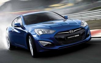 2013 Hyundai Genesis Coupe Priced From $25,325