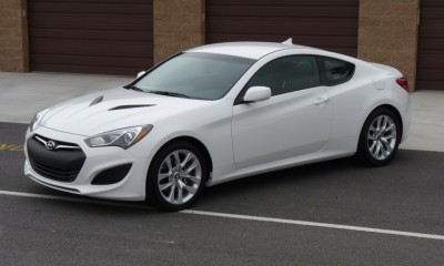 2013 Hyundai Genesis Coupe Photos