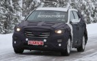 2013 Hyundai Santa Fe (ix45) Spy Shots
