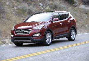 2013 Hyundai Santa Fe Sport Recalled For Front Axle Failure