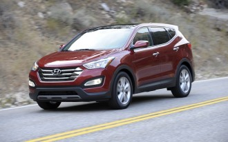 2013 Hyundai Santa Fe Sport Recalled For Front Axle Failure