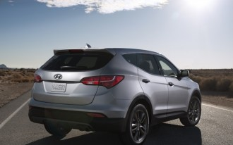 2012 Paris Auto Show, 2013 Hyundai Santa Fe, Spy Videos: Top Videos Of The Week