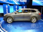 2013 Hyundai Santa Fe: LA Auto Show Live Shots