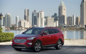 Hyundai Issues $55 Million Apology For Overstating Fuel Economy On The South Korean Santa Fe