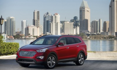 2013 Hyundai Santa Fe Photos