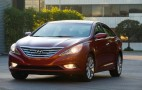 2012-2013 Hyundai Sonata Recalled For Airbag Issue