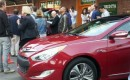 2013 Hyundai Sonata Hybrid drive event, NYC area, April 2013