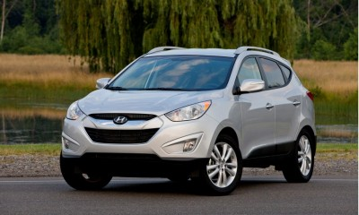 2013 Hyundai Tucson Photos