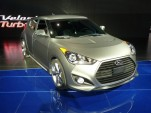 2013 Hyundai Veloster Turbo  -  2012 Detroit Auto Show