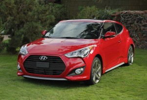2013 Ford C-Max Hybrid, 2013 Hyundai Veloster Turbo Driven: Today's Car News