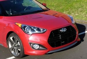 2013 Hyundai Veloster Turbo: Driven