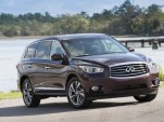 2013 Infiniti JX35 Three-Month Road Test: The Competition