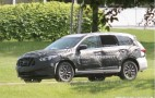 2013 Infiniti JX Crossover Spy Shots