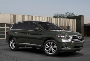 2013 Infiniti JX Crossover Concept: 2011 Pebble Beach Concours