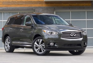 Feds Open Probe Into 2013 Infiniti JX35 For Faulty Emergency Brake Application