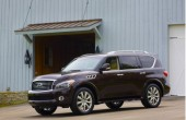 2013 Infiniti QX56 Photos
