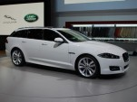 2013 Jaguar XF Sportbrake live photos