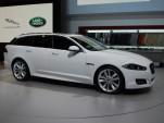 2013 Jaguar XF Sportbrake live photos
