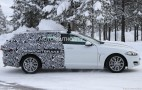 2013 Jaguar XF Sportbrake Spy Shots